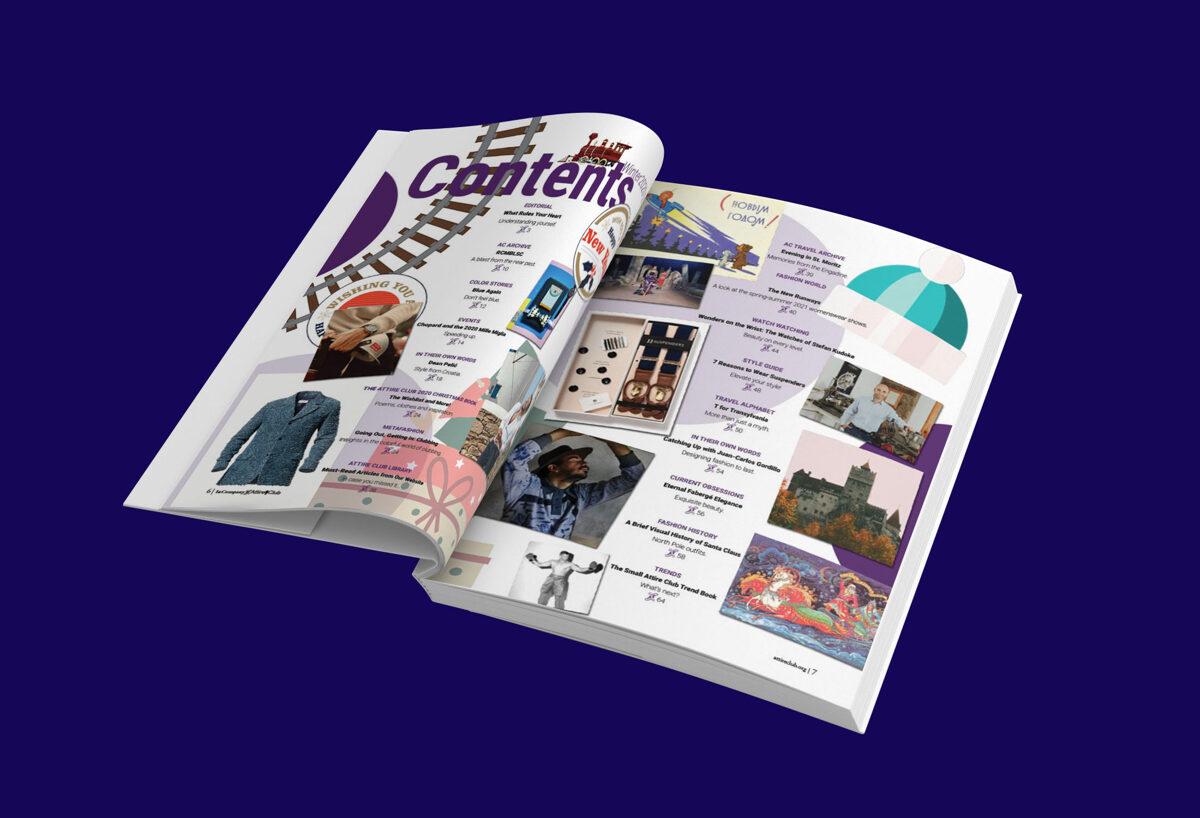 InCompany by Attire Club Winter 2020-21 (Issue 20)